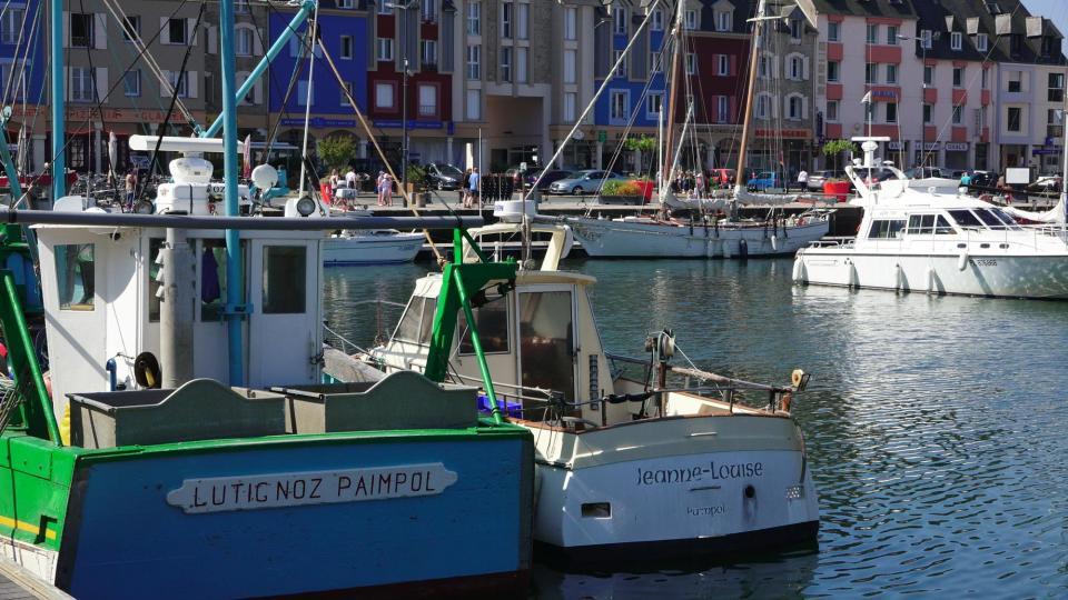Le port de plaisance de Paimpol est labellisé Pavillon Bleu