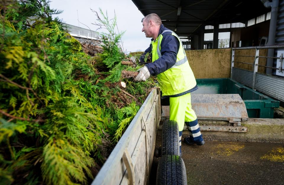 déchets-verts-végétaux-déchèterie-bretagne