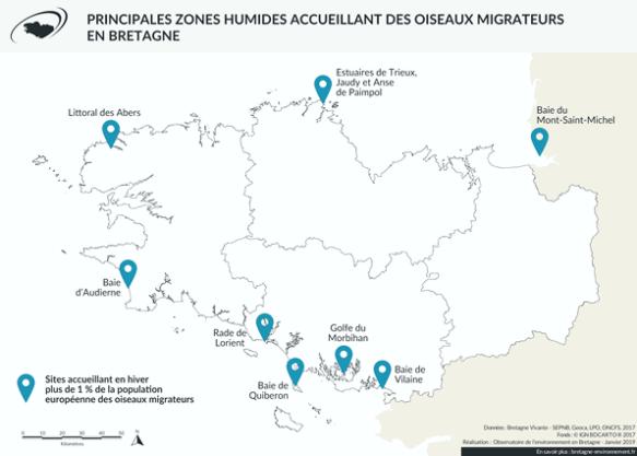 principales_zones_humides__ oiseaux_migrateurs_bretagne_carte