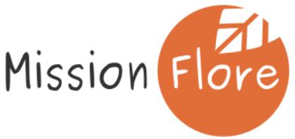 Mission flore