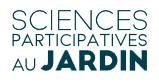 Sciences participatives au jardin