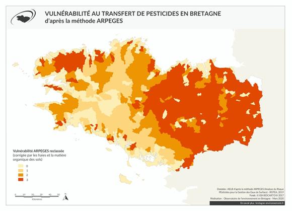 vulnerabilite-transfert-pesticides-bretagne-carte